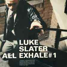 "LUKE SLATER - All Exhale #1 EP (12""0) (F-G/VG+)"