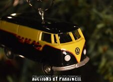 Volkswagen T2 Bus Custom Christmas Ornament VW Panel Van 1/64th Camper Bug Kombi