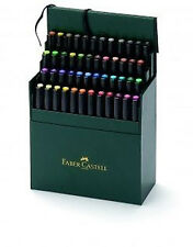 Faber Castell Pitt Artist Brush Pens  48 Colour Box Set