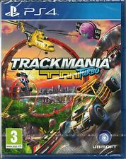 TRACKMANIA TURBO RACING GAME PS4  (VR track mania) ~ NEW / SEALED