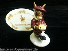 "Royal Doulton Bunnykins ""Little Jack Horner"" Figurine DB-221"