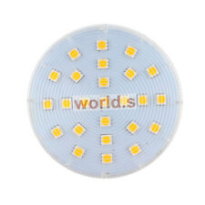 GX53 25 SMD LED Lampe Licht Spotlight Birne warmweiss 3.5-4W 200-250Lm 5050 Chip