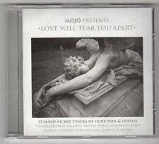 (GX331) Love Will Tear You Apart, 15 tracks various artists - 2007 Mojo CD
