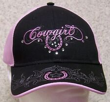 Embroidered Baseball Cap Rodeo Cowgirl NEW 1 hat size fits all