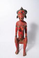Senufo Statuette schöne Frau 36cm Statue Senoufo Afrozip