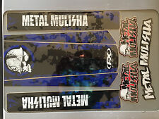 Yamaha TT-R125 TTR125 Metal Mulisha Universal Trim Sticker Kit Graphics 18-50260