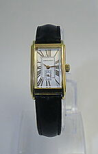 Hamilton Ladies' Ardmore Wristwatch 18K Yellow Gold Retro Registered Edition