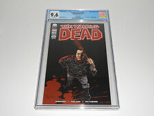 The Walking Dead #100 CGC 9.6 2nd Print Variant First Negan Lucille AMC