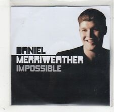 (GD408) Daniel Merriweather, Impossible - DJ CD