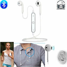 Wireless Bluetooth Sport Stereo Headset Headphone Earphone For Apple iPhone 5S 6