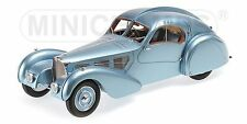Minichamps 107110320 BUGATTI TYPE 57 SC ATLANTIC - 1936 - BLUE-M - 1:18 #NEU OVP