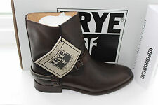 FRYE LINDSAY SPUR SHORT DARK BROWN SMOOTH FULL GRAIN LEATHER #9us $339