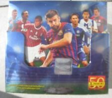 PANINI Adrenalyn XL UEFA Champions league 2011 / 2012 Card box 50 Packs  NEW