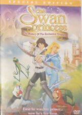 The Swan Princess (DVD, 2009, Repackaged, Special Edition)