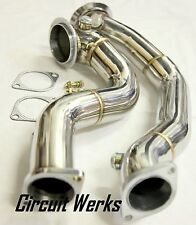 Circuit Werks BMW E82 135i 08-10/ 1M 2011 Twin Turbo N54B30 Exhaust Downpipes