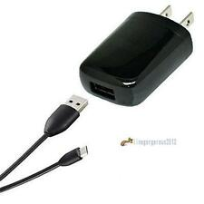 OEM Home Wall Charger+USB Data Cable for Sprint HTC EVO 4G Desire HD LN