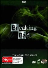 Breaking Bad : The Complete Series : NEW DVD