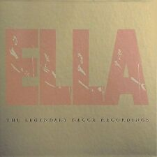 JAZZ BOOK! from Ella Fitzgerald Complete Decca Recordings music cd/lp box set