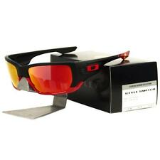 Oakley OO 9194-24 SCUDERIA FERRARI STYLE SWITCH Matte Black Ruby Mens Sunglasses