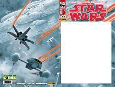 STAR WARS # 116 SKETCH-BLANK-VARIANT (deutsch) lim.222 Ex. VIENNA COMIX
