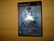 Kingdom Hearts II 2  PAL PS2 New un sealed