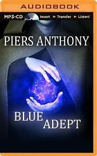 Apprentice Adept: Blue Adept 2 by Piers Anthony (2015, MP3 CD, Unabridged)