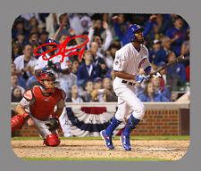 Item#3357 Dexter Fowler Chicago Cubs Facsimile Autographed Mouse Pad