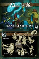 MALIFAUX - WYR20621 Explosive Solutions *Wong's Crew Box Set*