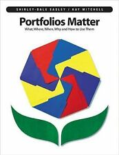 Portfolios Matter: What, Where, When, Why, and How to Use Them