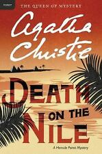 Death on the Nile by Agatha Christie (2011, Paperback)  Poirot Mystery EUC