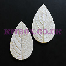 Sugarcraft Veiner - Universal Leaf Large for Sugarcraft and cake decoration