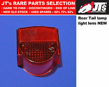 HONDA c50 lac REAR TAIL LIGHT LENS 82-84 BRAKE LIGHT LENS tail light
