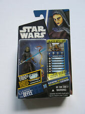 Star Wars Clone Wars Barriss Offee CW50 Canadian Card SOTDS
