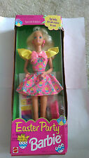 BARBIE EASTER PARTY DOLL 1994 VINTAGE MATTEL TOYS NEW IN BOX!