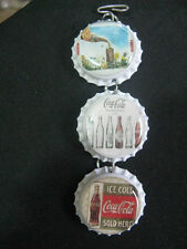 Coke Inside Rear View Mirror Ornament ~ **Gift Idea