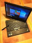 Lenovo ThinkPad X220 Laptop Tablet Core i7 8gb 120GB SSD Windows 10 Office Touch