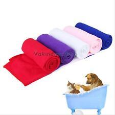 V1NF Pet Dog Cat Fast Drying Microfiber Bath Towel 70*30cm
