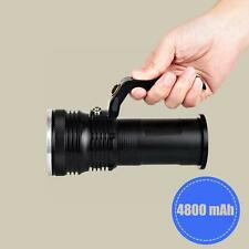 Newest Rechargeable 4000LM XML LED Police Tactical Flashlight 18650 Torch Lamp