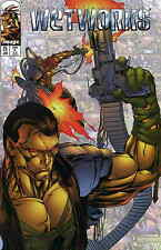 Wetworks #25  January 1997 Image NM-