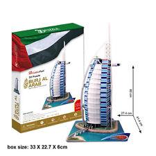 PUZZLE 3D BURJ AL ARAB - DUBAI - idea regalo  - SPETTACOLARE!