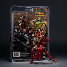 WOW WORLD of WARCRAFT BLOOD ELF ROGUE VALEERA SANGUINAR ACTION FIGURE TOY GIFT
