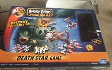 Angry Birds Star Wars Jenga Death Star Game by Hasbro for Ages 8+
