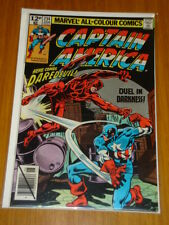CAPTAIN AMERICA #234 MARVEL COMIC VG+ CONDITION DAREDEVIL JUNE 1979