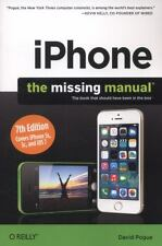 iPhone: The Missing Manual 7th