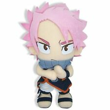 "ON Sale! Fairy Tail Anime GE-6969 ~ 8"" Natsu Dragneel Official Plush Toy Doll"