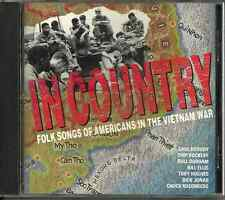 IN COUNTRY - FOLK SONGS OF AMERICANS IN THE VIETNAM WAR, Flying Fish FF70552 '91