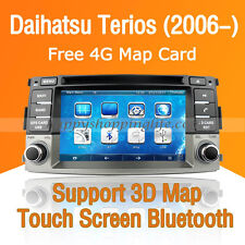 Car DVD Player Auto Radio GPS Navigation Bluetooth USB for Daihatsu Terios 2006-