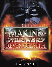 The Making of Star Wars : Revenge of the Sith by Jonathan Rinzler (2005,...