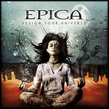 EPICA - DESIGN YOUR UNIVERSE - CD SIGILLATO 2009