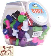 ODI JAR BICYCLE GRIP BARENDS END PLUGS--JAR OF 50 PAIRS ASSORTED COLORS